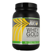 Brio Whey Gold Strawberry 1Kg