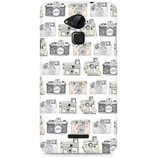 CopyCatz Cameras Premium Printed Case For Coolpad Note 3