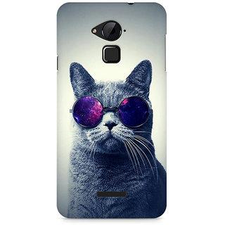 CopyCatz Classy Cat Premium Printed Case For Coolpad Note 3