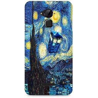 CopyCatz Doctor Who Premium Printed Case For Coolpad Note 3