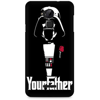 CopyCatz Your Father Premium Printed Case For Coolpad Note 3