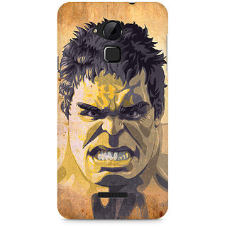 CopyCatz Hulk Premium Printed Case For Coolpad Note 3
