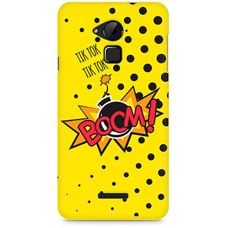 CopyCatz Boom Premium Printed Case For Coolpad Note 3