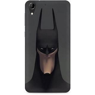 CopyCatz Batman Caricature Premium Printed Case For HTC Desire 728