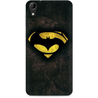 CopyCatz Batman vs Superman Dawn of Justice Premium Printed Case For HTC Desire 728