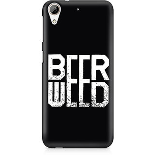 CopyCatz BeerWeed Premium Printed Case For HTC 626