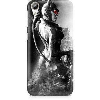 CopyCatz Catwoman Arkham City Premium Printed Case For HTC 626