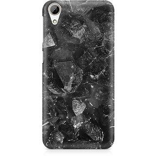 CopyCatz Dark Jewel Texture Premium Printed Case For HTC 626