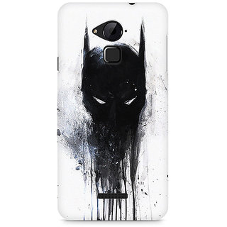 CopyCatz Fading Batman Mask Premium Printed Case For Coolpad Note 3