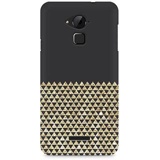 CopyCatz Golden Honeycomb Premium Printed Case For Coolpad Note 3