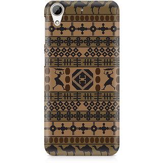 CopyCatz African Impulse Premium Printed Case For HTC 626