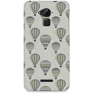 CopyCatz Vintage Hot Air Balloons Premium Printed Case For Coolpad Note 3