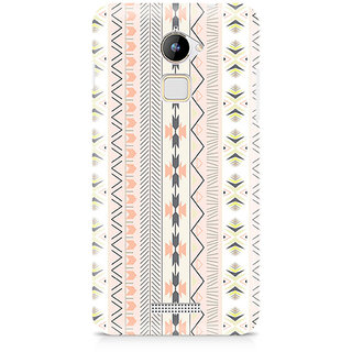 CopyCatz Tribal Chic12 Premium Printed Case For Coolpad Note 3 Lite