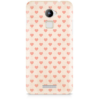 CopyCatz Vintage Heart Premium Printed Case For Coolpad Note 3 Lite