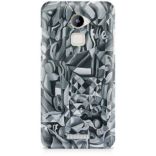 CopyCatz Abstract Texture Premium Printed Case For Coolpad Note 3 Lite