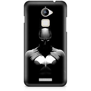 CopyCatz Batman Silhoutte Premium Printed Case For Coolpad Note 3 Lite