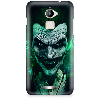 CopyCatz Joker Green Premium Printed Case For Coolpad Note 3 Lite