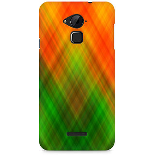 CopyCatz Abstract Rainbow Fusion Premium Printed Case For Coolpad Note 3