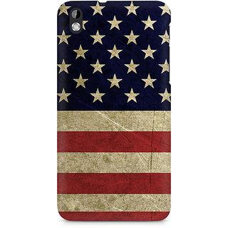CopyCatz America Premium Printed Case For HTC Desire 816