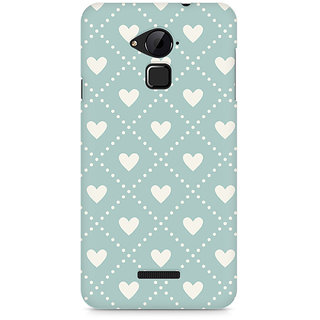 CopyCatz Heart Vintage Premium Printed Case For Coolpad Note 3