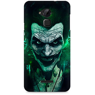 CopyCatz Joker Green Premium Printed Case For Coolpad Note 3