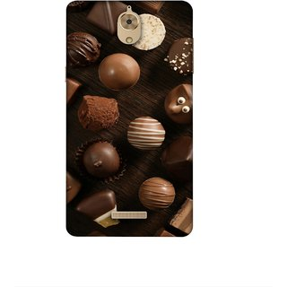 Casotec Chocolate Candies Design 3D Printed Hard Back Case Cover for Coolpad Mega 2.5D