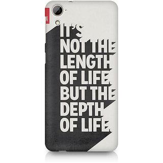 CopyCatz Depth Of Life Premium Printed Case For HTC Desire 820