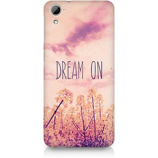 CopyCatz Dream On Premium Printed Case For HTC Desire 820
