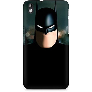 CopyCatz Minimalist Batman Premium Printed Case For HTC Desire 816