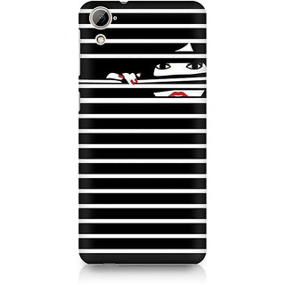 CopyCatz Peekaboo Premium Printed Case For HTC Desire 820
