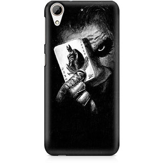 CopyCatz Joker with Batman Card Premium Printed Case For HTC 626