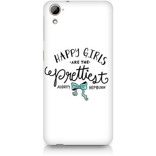 CopyCatz Happy Girls Premium Printed Case For HTC Desire 820