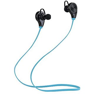 Intcrown S960 Bluetooth Headphones Wireless Sports Headset Earphones with Microphone (Blue)