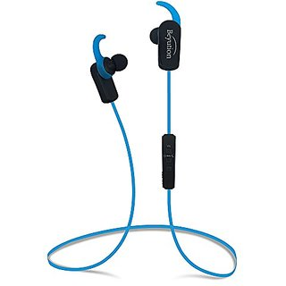 Beyution 2015 New Sports Hi-fi Bluetooth 4.1 Version Bluetooth Headphones ---Mini Lightweight Wireless Stereo Sports/running Bluetooth Earbuds Headphones Headsets Built in Mic-phone with Retail Package (508s-v4.1-blue)