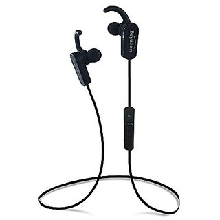 Beyution 2015 New Sports Hi-fi Bluetooth 4.1 Version Bluetooth Headphones ---Mini Lightweight Wireless Stereo Sports/running Bluetooth Earbuds Headphones Headsets Built in Mic-phone with Retail Package (508s-v4.1-black)