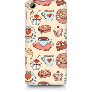 CopyCatz Blissful Confectionary Premium Printed Case For HTC Desire 820