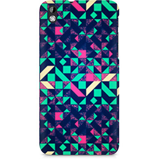CopyCatz Abstract Wookmark Premium Printed Case For HTC Desire 816