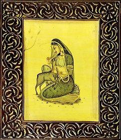 Meera Bai Wall Decor