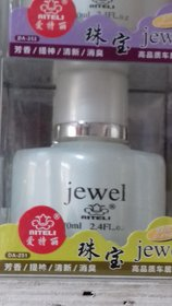 Jewel Car Perfumes