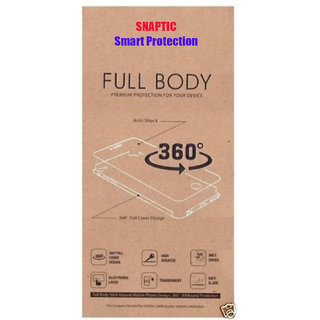 Snaptic 360 Full Body Ultra Clear HD Screen Protector for Samsung Galaxy J5 Prime