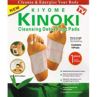 greenbee Original Kinoki DetoX Foot Patch Set Of 10 PC