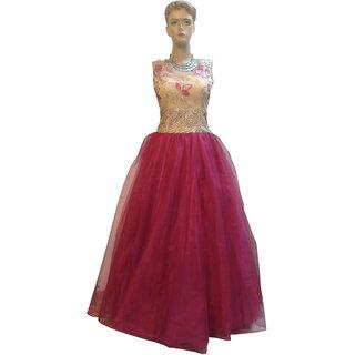 ef7d18e1c54d Buy party wear gowns Online - Get 18% Off