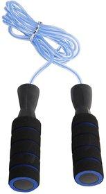 Strauss Foam Jump Rope (Blue/Black)
