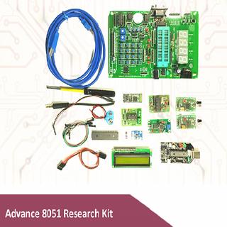 Advance 8051 Research Kit