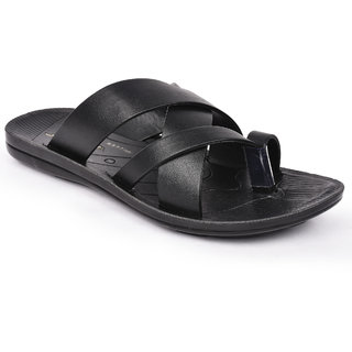 Buy Action Shoes Flotter Men's Black