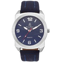 Ferry Rozer Blue Dial Analog Watch For Men - FR1073