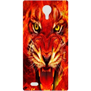 Amagav Back Case Cover for Lava X10