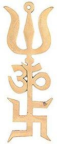 Shanvi Trishul Figurine