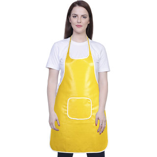 Angel Kitchen Apron Free size (ap-rx-ylow-01)