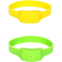 Safe-O-Kid Watch Style Silicone Mosquito Repellant Band